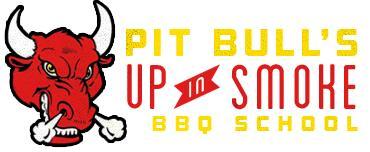 Pit Bulls Up In Smoke Logo