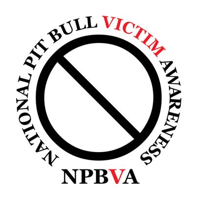 National Pit Bull Victim Awareness Logo