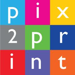 pix2print Logo