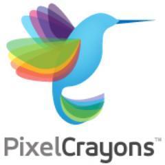 Pixelcrayons Logo