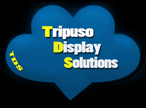Tripuso Display Solutions Logo