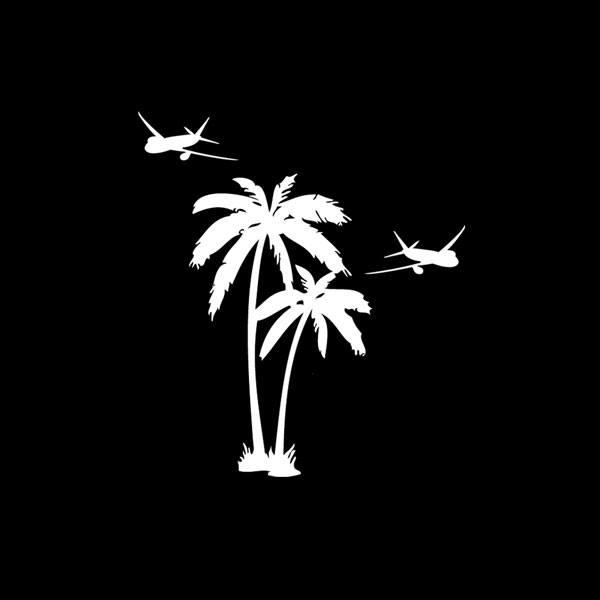 planesandpalmtrees Logo