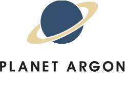 planetargon Logo