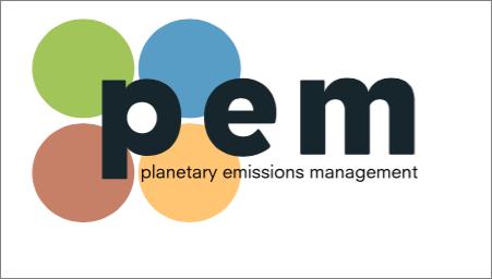 Planetary Emissions Management Inc. Logo