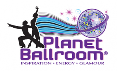 Planet Ballroom Logo