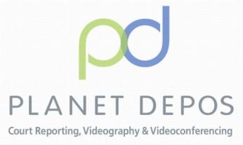 Planet Depos Logo