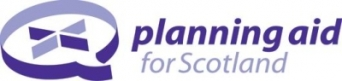 Planning Aid for Scotland Logo