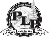 Public Lands for the People - Non-Profit Logo