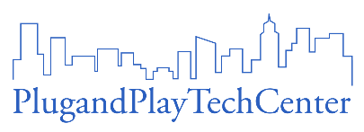 Plug and Play Tech Center Logo