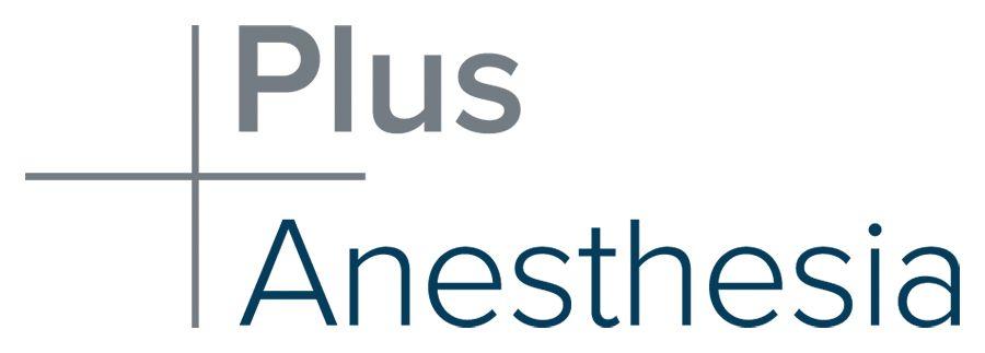 Plus Anesthesia Logo