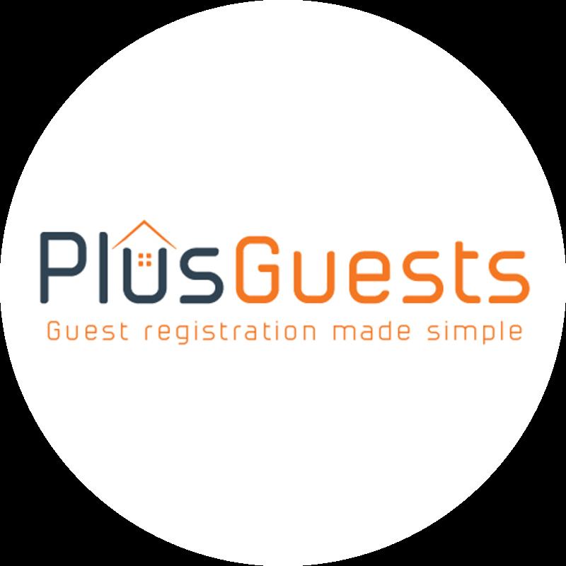 PlusGuests Logo