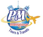 pmtours Logo