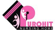 Purohit Nursing Home & DGO Institute Logo