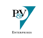 P&V Enterprises Logo