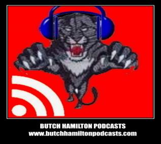 Butch Hamilton Podcasts Logo