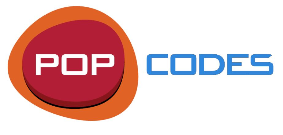 POPcodes Logo