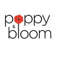 Poppy & Bloom Logo