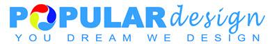 populardesign Logo
