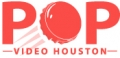 POP Video Houston Logo