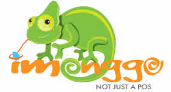 Free POS Software - Imonggo Point of Sale System Logo