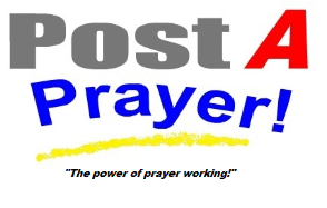 Post A Prayer Logo