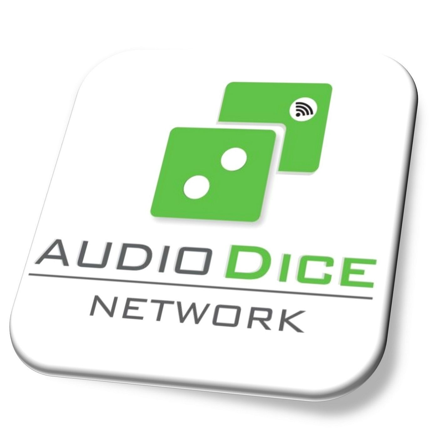 Audio Dice Network Logo