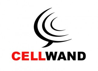 CellWand Communications Logo
