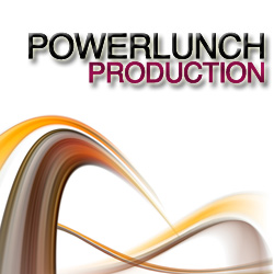 Powerlunch Production Logo