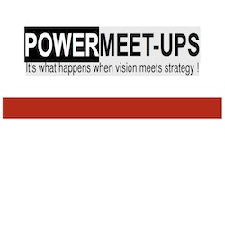 POWER MEETUPS Logo