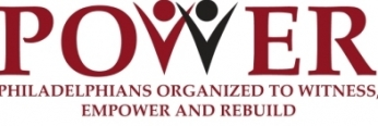 POWER: An Interfaith Movement Logo