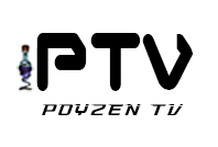 Poyzen Productions Logo