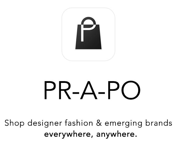 pr-a-po Logo