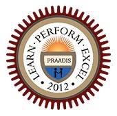 Praadis Education Logo