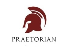 Praetorian Outsource Marketing Logo