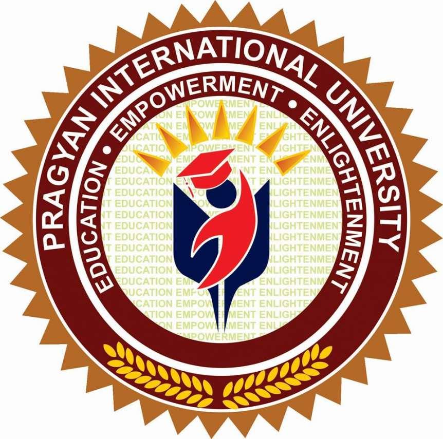 pragyanuniversity Logo