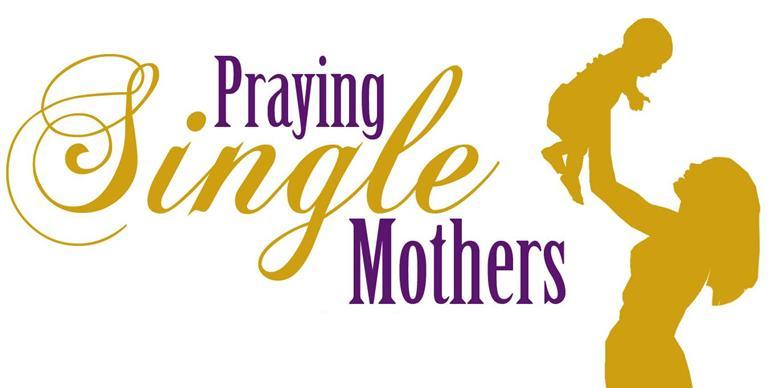 PRAYING SINGLE MOTHERS, NFP Logo