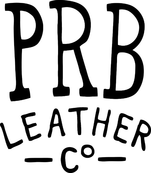 PRB Leather Co Logo