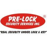 Pre-Lock Security Services Inc Logo