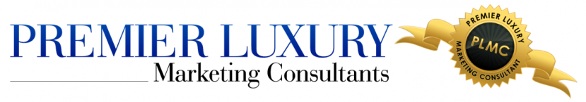 Premier Luxury Marketing Consultants Logo