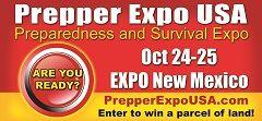 Prepper Expo USA Logo