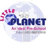 Little Planet Preschool Logo