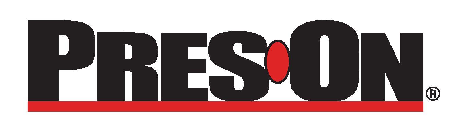 Pres-On Logo