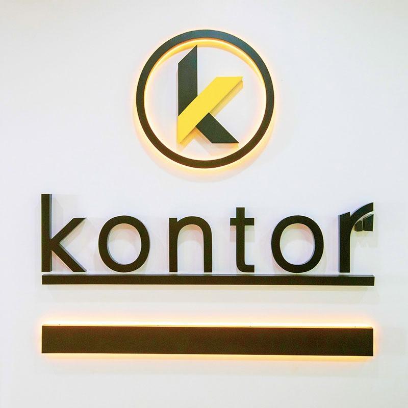 kontor space Logo