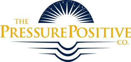 The Pressure Positive Company Logo