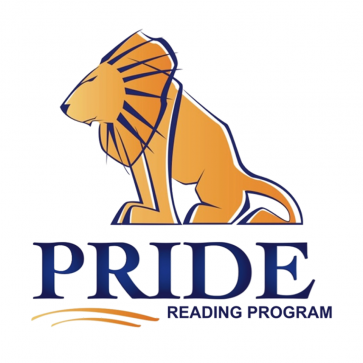 PRIDE Reading Program Logo