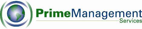 Prime Management Services Logo