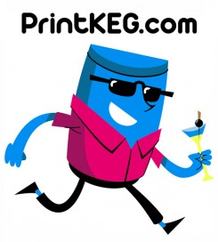 printkeg Logo