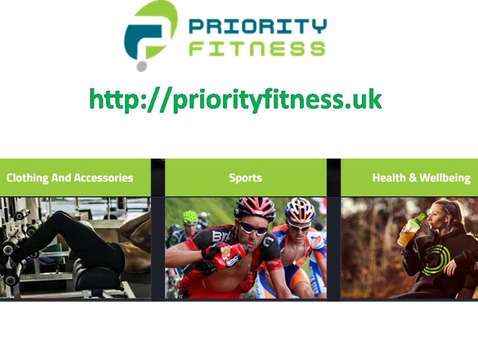 Priority Fitness Logo
