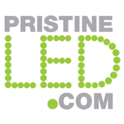 Pristine LED Logo