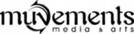 Muvements Media & Arts Logo